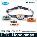 Modo-king Hot Sell OEM ODM Headlamp LED Light Factory 1 AA Battery Outdoor Sport LED Headlamp