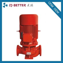 15kw XBD-L vertical fire pump diesel engine fire fighting pumps