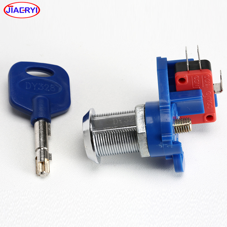 The wholesale price The key lock switch barrel