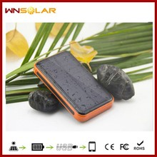 Wholesale universal portable manual multi usb outdoor rohs 15000mah solar cell phone charger