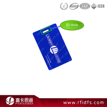 Contactless Smart RFID High Frequency PVC CR80 Blank Programmable MIFARE Card
