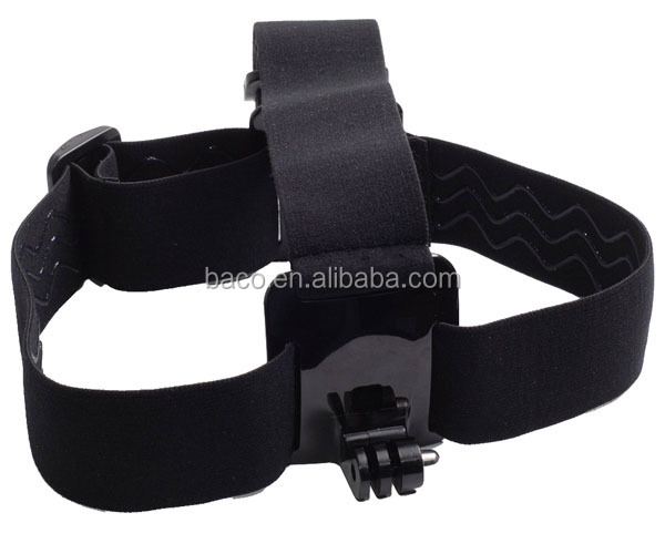 GP23 sport camera accessory head belt Elastic Adjustable Head Strap