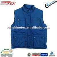 cheap denim vests coat for men