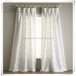 Yilian 18 Years Modern Design Window Curtains for Living Room Curtains
