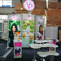 custom display trade show booth from Shanghai