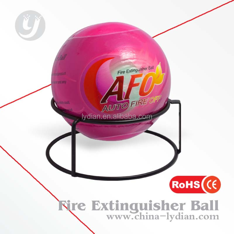 Eco-Friendly Automatic Put Fire off , Powerful , AFO Fire Extinguisher Ball