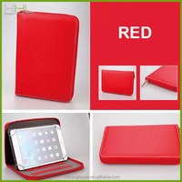 Leather case for 9 inch tablet pc ,leather case for universal pad