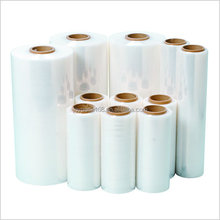17 - 40 microns LLDPE Water-proof Wrapping Plastic Stretch Film
