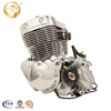 Double Carburetor Air Cooled Electric Kick 250CC Motorcycle Engine