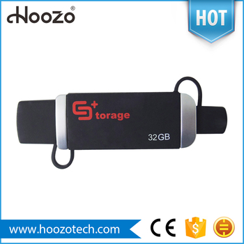 Fashionable fashionable design otg usb flash drive