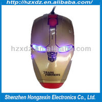 Lron Man wired mouse Best High Quality High Resolution iron man nano wired mouse special