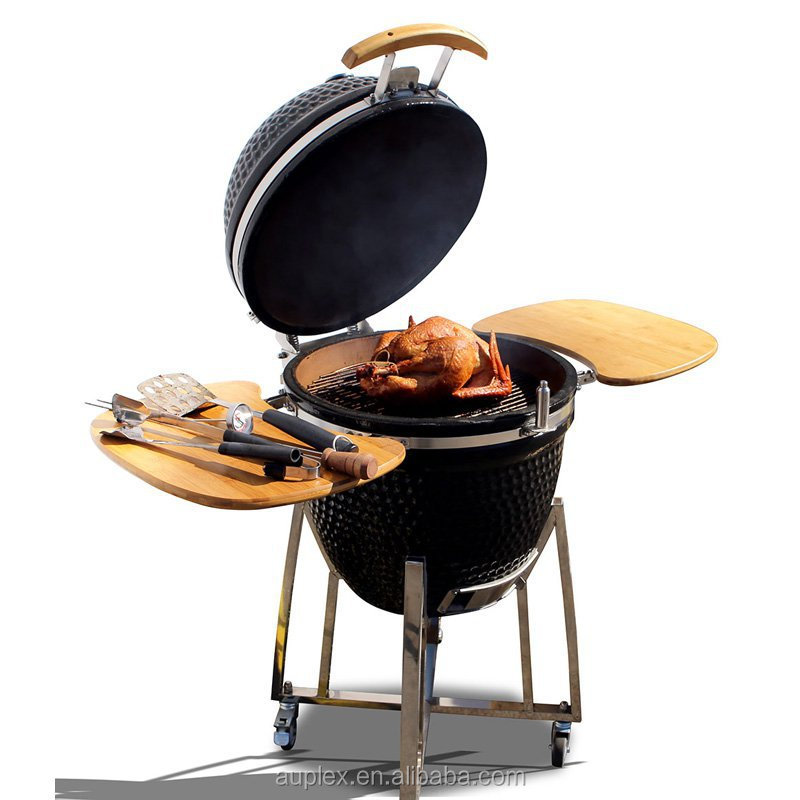 Outdoor XL Ceramic BBQ Kamado Egg