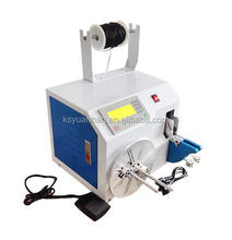 automatic wire & cable coiling machine