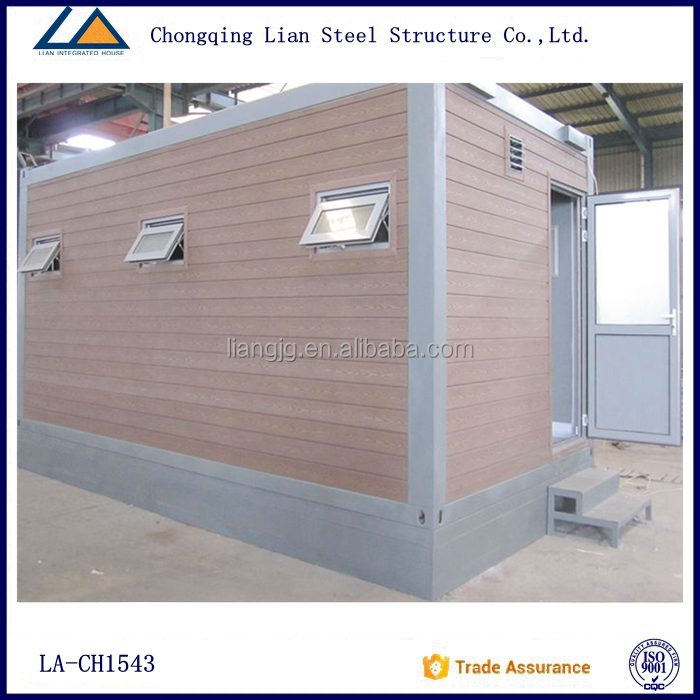 Prefabricated cheap ready made house container plans house