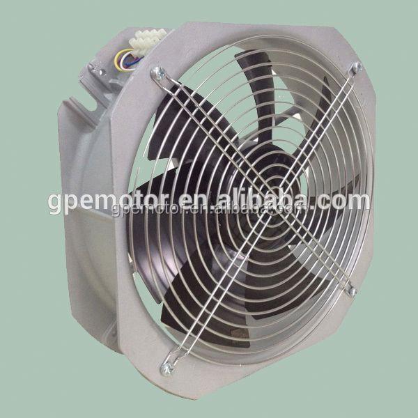 machine cooling fan