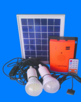 Best quality 5w 10w 20w mobile home solar system