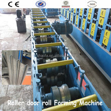 factory produce shutter roller door roll forming machinery