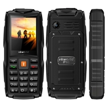 VKworld New Stone V3 Triple SIM mobile phone with 3000mAh high Capacity battery and Waterproof Shockproof Dustproof