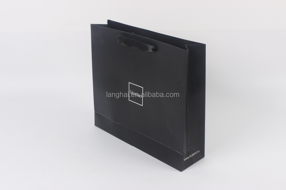 custom paper bags cheap Paper bags are designed and manufactured at high creative measures bags are personalized in all colors and sizes here to customize the required products in a different fashion wholesale paper bags cheap at papachina spread the company name in the required radius.