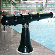 Water play equipments water cannon for sale