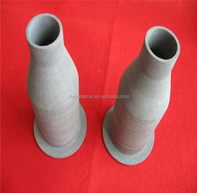 Top quality refractory SiSiC silicon carbide ceramic nozzle