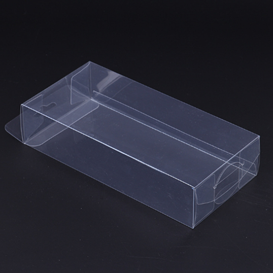 Customized disposable folding corrugated plastic packaging box
