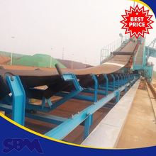 Sri lanka conveyor belt system, 650mm conveyor belt