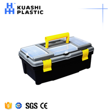 Household plastic tackle screw toolbox set professional