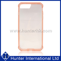 2016 New Shock Proof Clear Back Case For iPhone 7