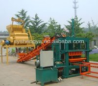 Paver brick making machine,Pervious Brick Machine