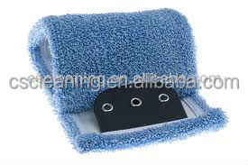 HOT SALES microfiber wall wash mop pad/spray cleaning mop
