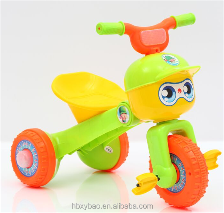 Chinese factory direct sale lovely kids ride on toy car baby tricycle kids trike