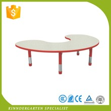 Classroom Use Children Wooden Table And Chair Kindergarten Set