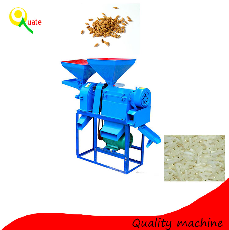 High capacity commercial price mini rice mill