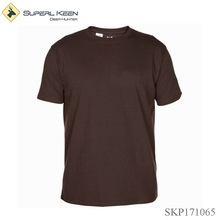 Men's Outdoor Brown Quick Drying Hunting T Shirt