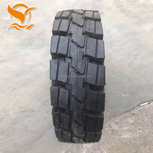 Hot sale 7.00-12 type airless solid forklift tire