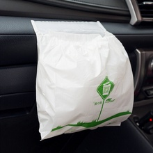 Stick-on strong Garbage Bags flexiable Durable Trash Bags For Cars and Home Use