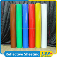 China factory new design ink-jet reflective vinyl rolls