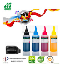 strong color photos 100ml dye ink refill ink photocopy ink for cmyk digital color printing machine epson l110 reseller wanted