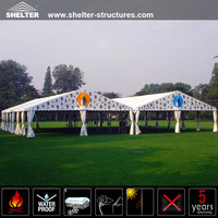 Factory direct supply party tent car