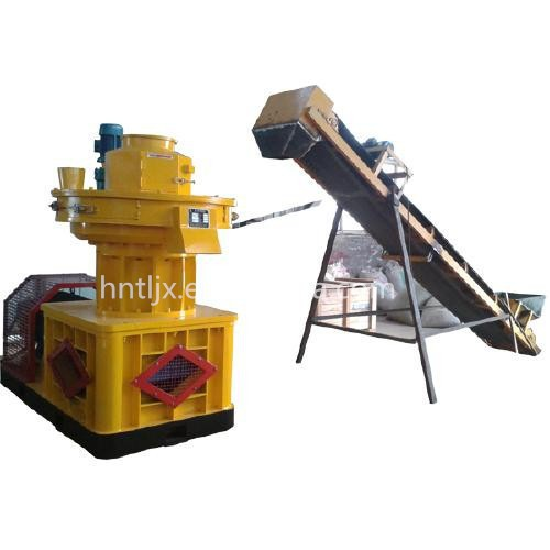 2015 Hot Sale Biomass Wood/Rice Husk/Coconut Fiber/ EFB Pellet Machine Made In China