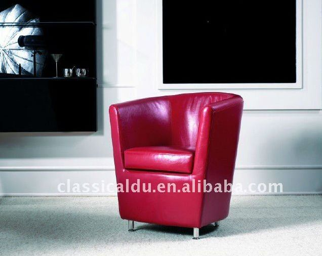 living room lounge chair, lounge sofa chair, round lounge chair/ tub chair SF-607