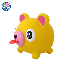 Hot Sell Lovely small pig Screaming animals stikeez toys