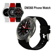 DM368 SIM Card Android Bluetooth Smart Mobile Watch Phones With 3G