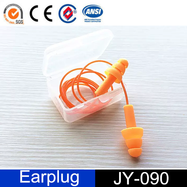 Cheap Noise Proof Silicone Ear Protection
