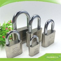bulk padlock series/household gate lock/chrome plating heavy duty padlocks