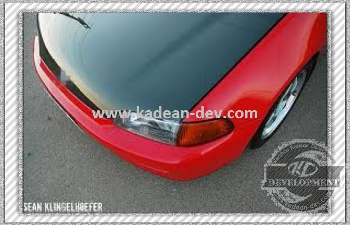 HATCHBACK OEM HOOD FOR CIVIC EG FIBER GLASS