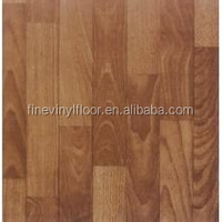 fire proof PVC flooring apple wood like floor cover