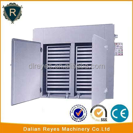 Dryer type hot air circle tray dry oven on good price
