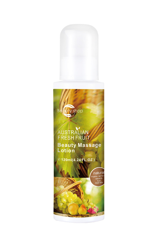 Australian Fresh Fruit Beauty Face Massage Lotion cream